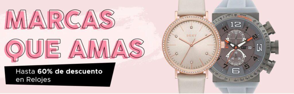Soriana Oferta Relojes