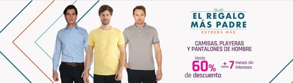 Suburbia Oferta Camisas, Playeras y Pantalones para Hombre