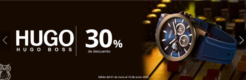 Sanborns Oferta Relojes Hugo Boss