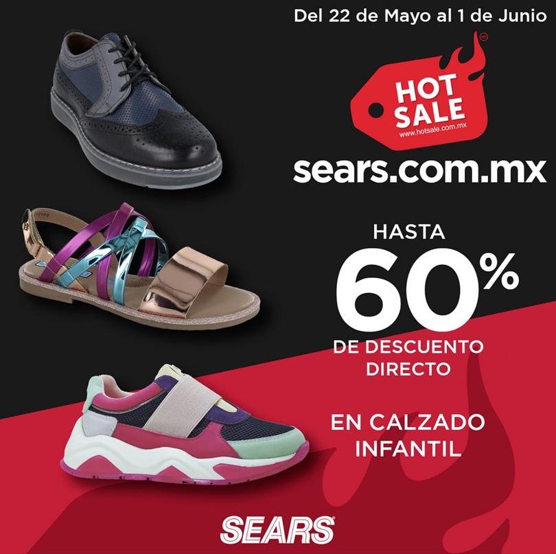 Sears Oferta Calzado Infantil