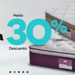 Elektra Oferta Colchones Spring Air y América