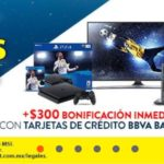 Walmat Promoción Bancomer